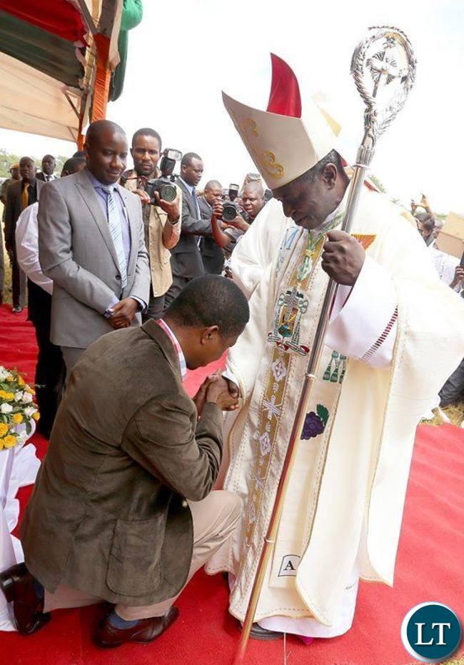 Bishop Consecration Invitation is luxury invitation example