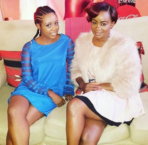 Roxy and Mutale Mwanza