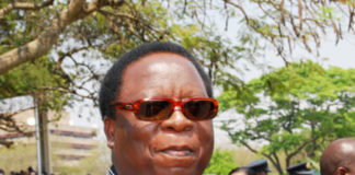 Former Vice President Enock Kavindele