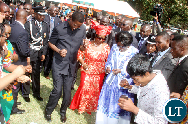 PRESIDENT LUNGU_FIRST LADY DANCE 3