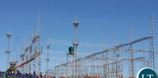 This is a power supply station which will transmit power to the economic facility zone and onwards transmission to the city of Lusaka.