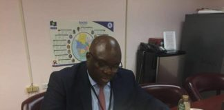 Ministry of Local Government and Housing Permanent Secretary Amos Malupenga