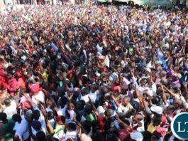 The people responding to the UPND campaign messages
