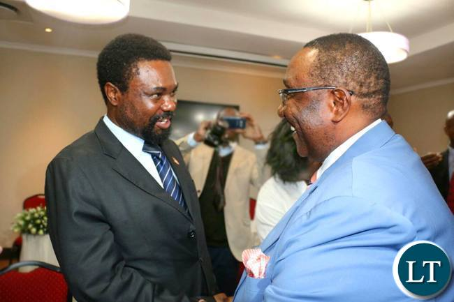 Dr Banda Congratulates GBM