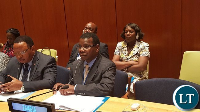 Bernard Kamphasa - Zambia PS