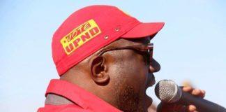 Gary Nkombo in Mazabuka