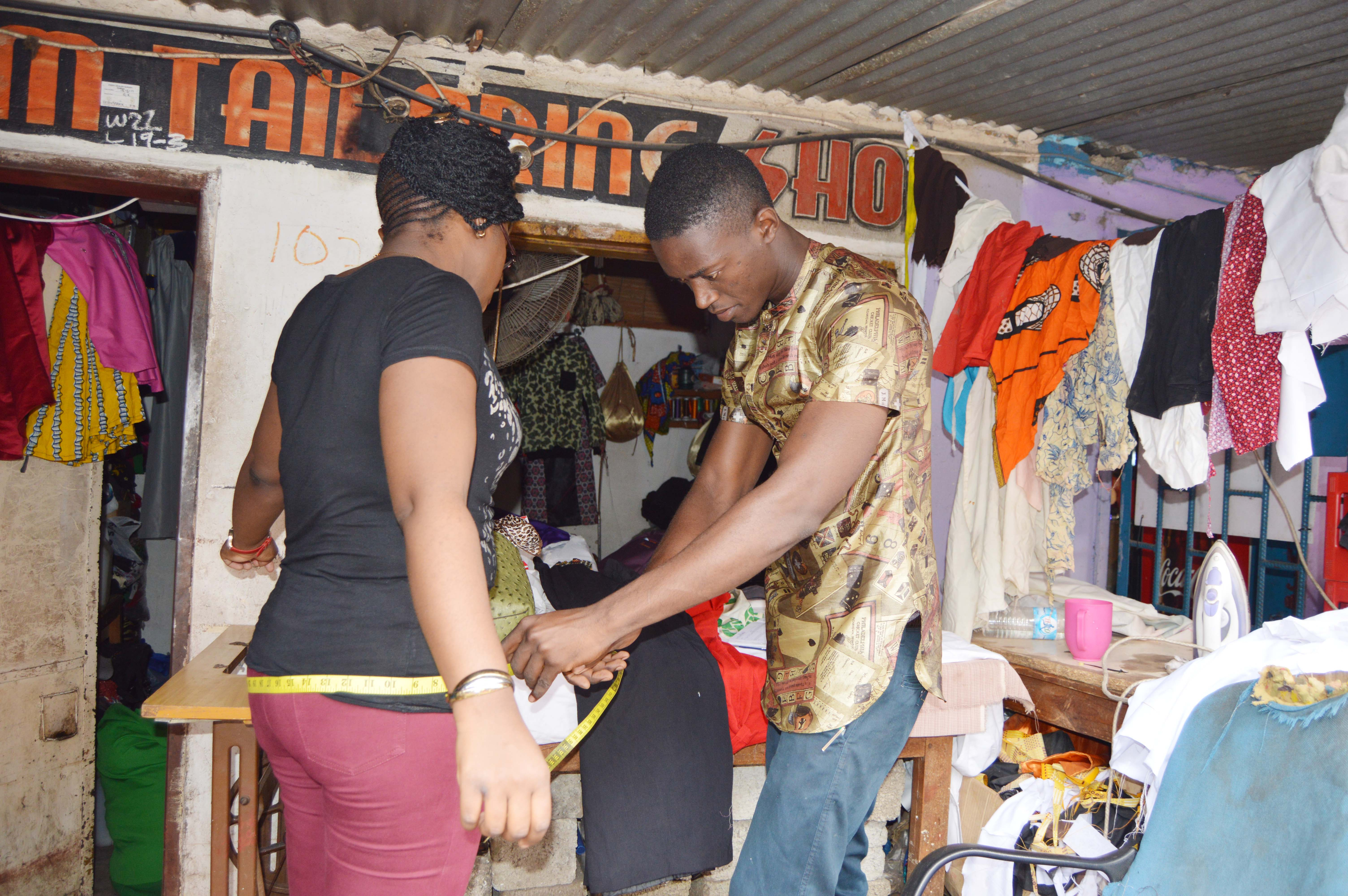Zambia : Tailor-made In The Heart Of Lusaka: Mark And