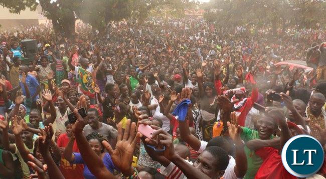 Mufumbwe Rally