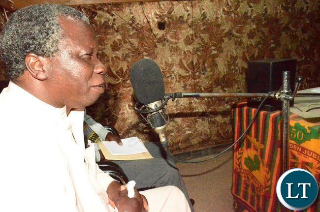 Mike Mulongoti