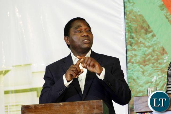 Zambia : Zambians are aware of whats going on and do not need inciting- HH