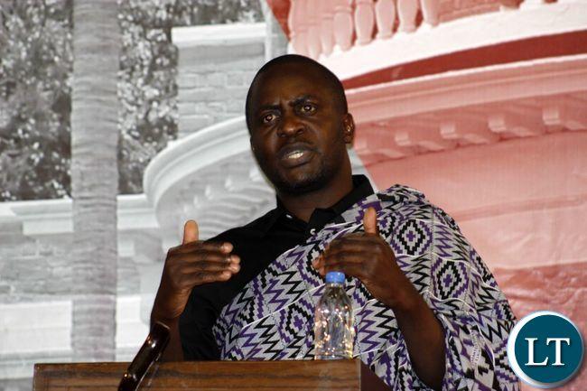 UPPD's Savior Chishimba