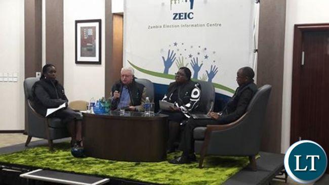 ZEIC Elders at Raddison Blu