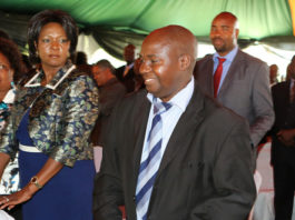 Dr Edify Hamukale Minister Southern Provonce