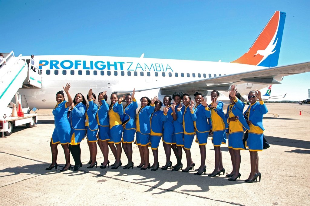Proflight Zambia Is Set To Launch Four New Domestic Routes In  Opening Up New Tourist Destinations And Improving Connectivity For Business Travellers