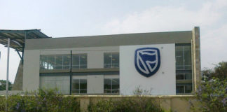 Stanbic Bank Zambia Headquarters