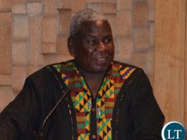 Professor Michelo Hansungule