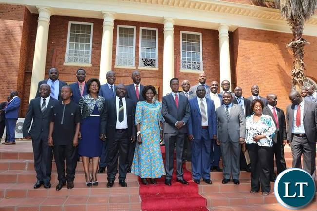 New Cabinet Ministers