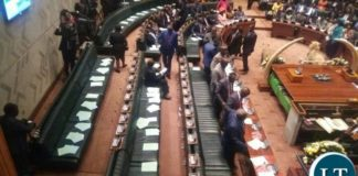 UPND MPs boycott opening of PArliament