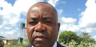 Commissioner General Kingsley Chanda