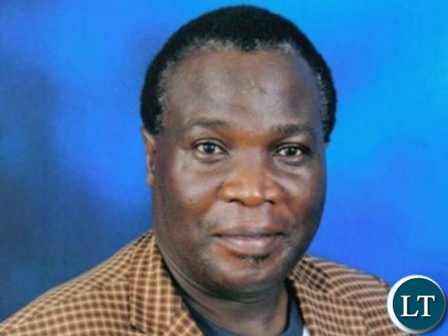 IFCC President Bishop Simon Chihana