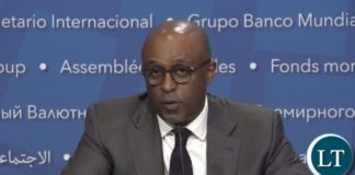 Director of the IMF's African Department Abebe Aemro Selasie