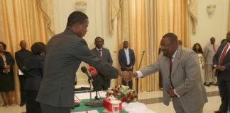 Dr Buleti Geoffrey Nsemukila Pf Luapula