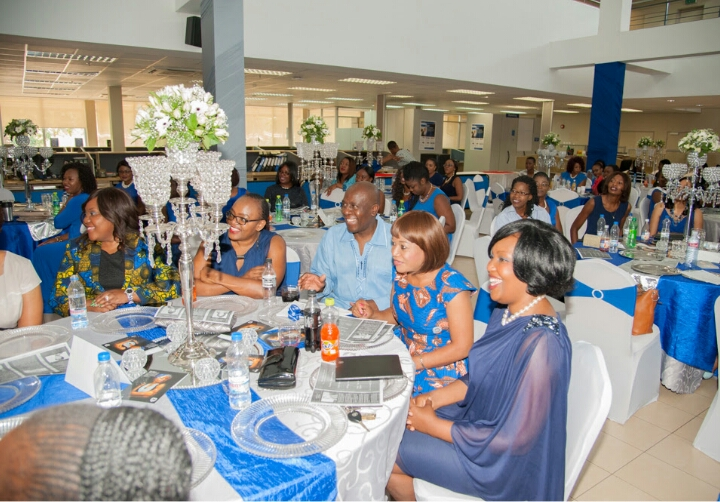 Zambia : Stanbic women bankers sparkle