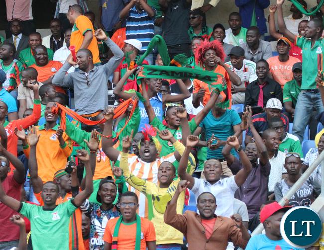 zambia zambia vs nigeria match in pictures