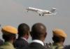 President Museveni Presidential Jet