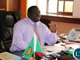 Chief Government spokesperson Chishimba Kambwili