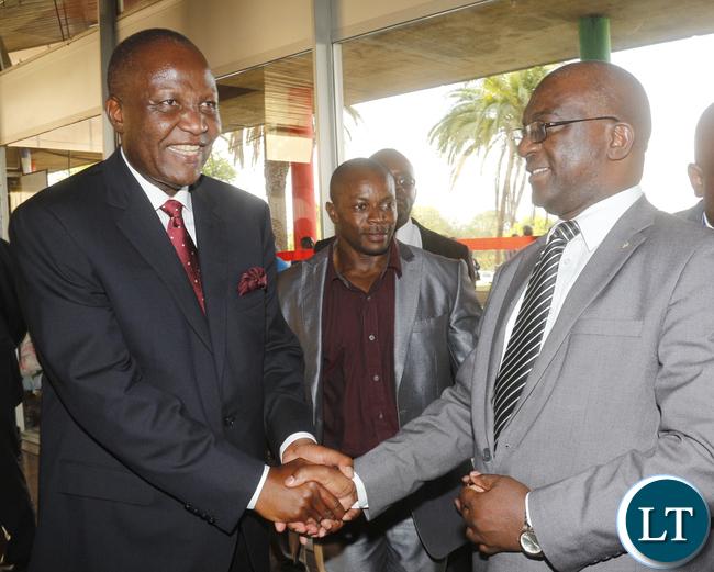 Cibc financial history zambia government