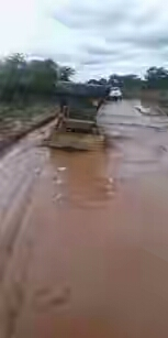 solwezi-Chingola road
