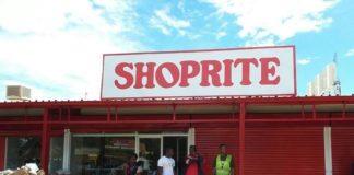 The new mini Shoprite store in Mansa