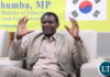 Energy Minister David Mabumba