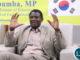 Minister of General Education David Mabumba