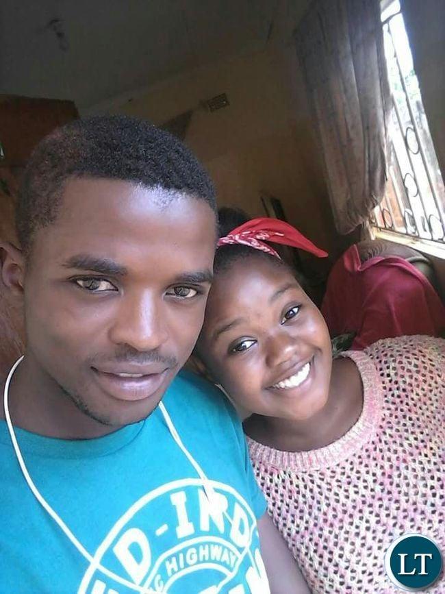 Accused murder Rapheal with the deceased Stella Moonga