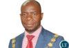 Lusaka Mayor His Worship Wilson Kalumba