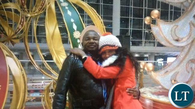 Malambo and Shabu Benos during happier times