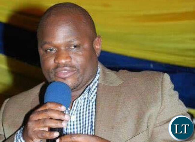NKana MP Alexander Chiteme