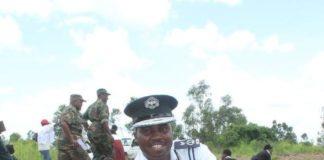 LUAPULA Province Commissioner of Police Hudson Namachila