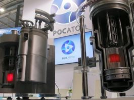 Models of nuclear reactors to be constructed by Rosatom