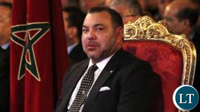 Morocco King Mohammed VI