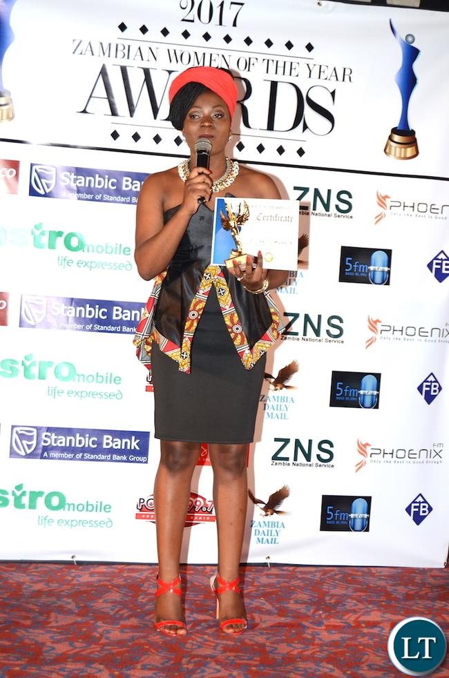 Elizabeth Mwanza