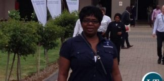 NGOCC Executive Director Engwase Mwale