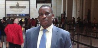former UPND Bweengwa Member of Parliament Highvie Hamududu