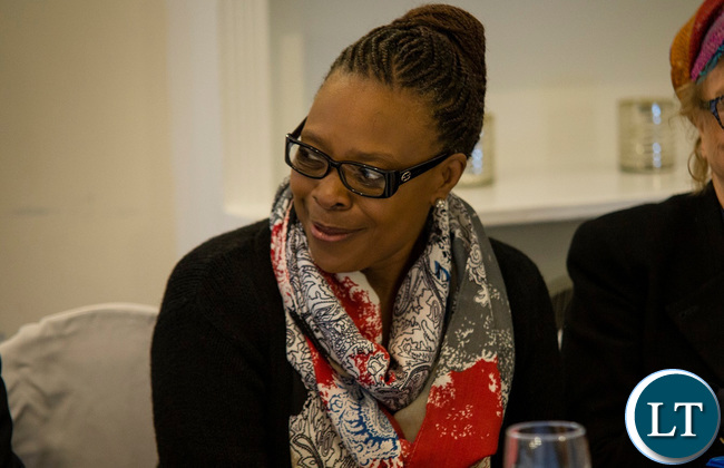 Rev Dr Suzanne Matale – CCZ General Secretary
