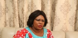 Chief Government Spokesperson, Hon. Dora Siliya, MP