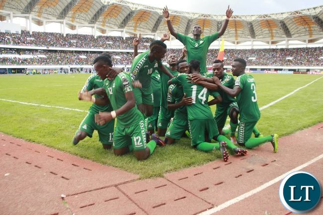 Afcon U-20: Zambia beat Senegal 2-0 to emerge champions