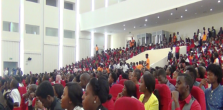 youths who converged in Lusaka for a two day forum