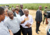President Lungu tours Nzenga Irrigation Project in Sinazonga during the Cotton Field day